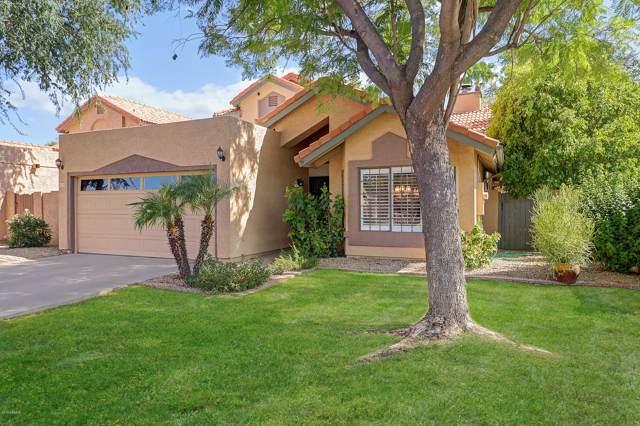 1231 W Sandman Drive, Gilbert, AZ 85233 (MLS #5968871) :: CC & Co. Real Estate Team