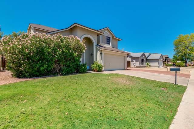 15284 N 62ND Drive, Glendale, AZ 85306 (MLS #5968893) :: Brett Tanner Home Selling Team