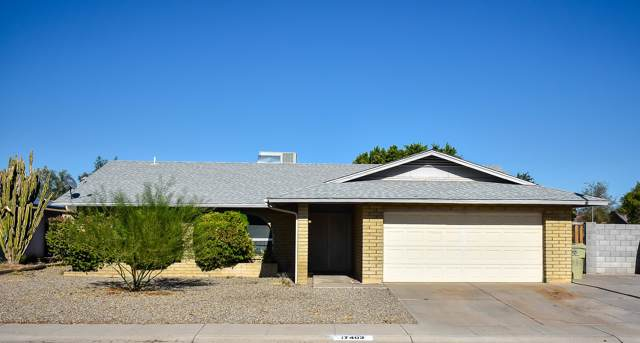 17403 N 55TH Drive, Glendale, AZ 85308 (MLS #5968909) :: The Garcia Group