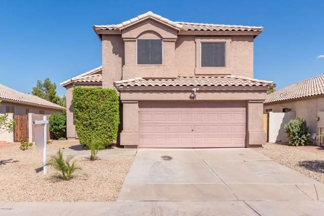 881 N Kingston Street, Gilbert, AZ 85233 (MLS #5968926) :: CC & Co. Real Estate Team