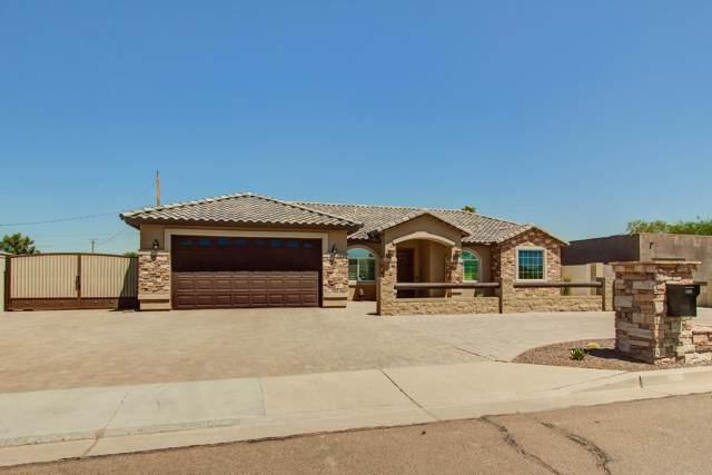 1626 E Aire Libre Avenue, Phoenix, AZ 85022 (MLS #5968944) :: The Kenny Klaus Team