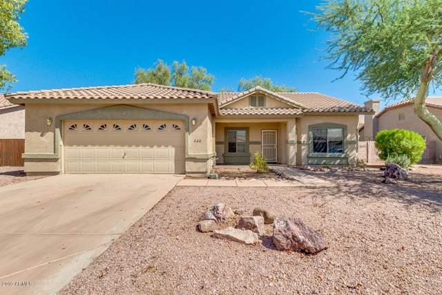 660 E Palo Verde Street, Casa Grande, AZ 85122 (MLS #5968949) :: Devor Real Estate Associates