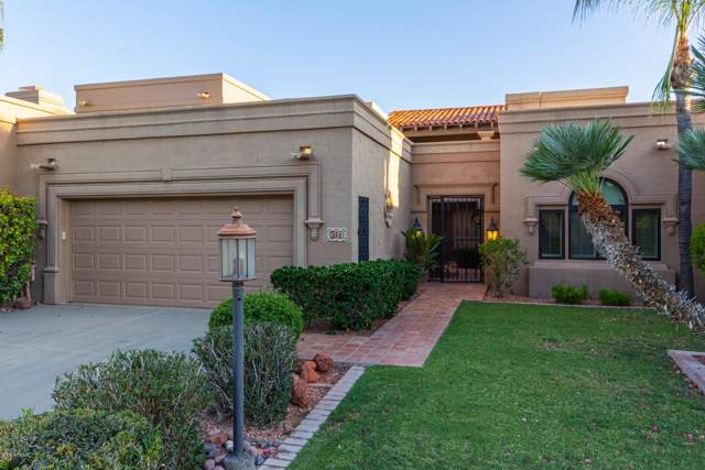 8723 E Paraiso Drive, Scottsdale, AZ 85255 (MLS #5968960) :: The W Group