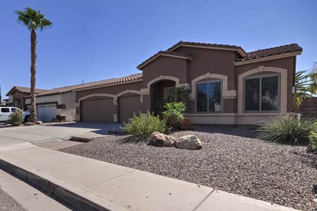 1395 S Sandstone Street, Gilbert, AZ 85296 (MLS #5968971) :: The Pete Dijkstra Team