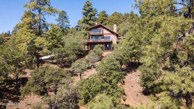 5821 W Pine Cove, Prescott, AZ 86305 (MLS #5968972) :: The Laughton Team