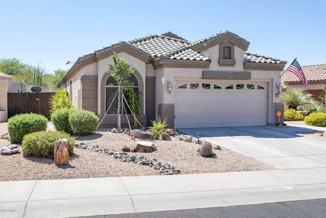 4301 E Desert Sky Court, Cave Creek, AZ 85331 (MLS #5968978) :: neXGen Real Estate
