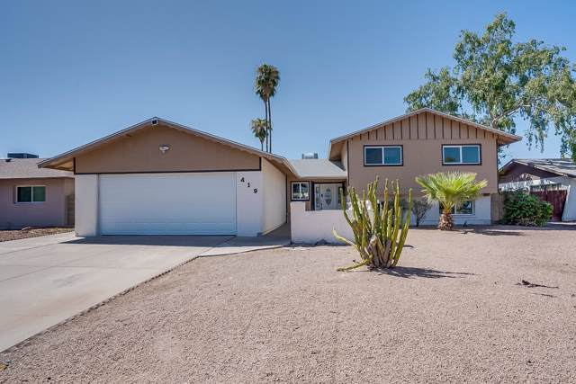 419 E Libra Drive, Tempe, AZ 85283 (MLS #5968987) :: The Laughton Team