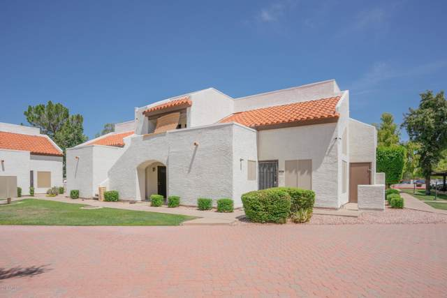4730 W Northern Avenue #1169, Glendale, AZ 85301 (MLS #5968997) :: CC & Co. Real Estate Team