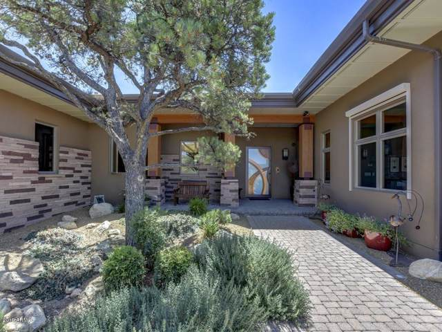 6235 W Almosta Ranch Road, Prescott, AZ 86305 (MLS #5969008) :: The Laughton Team