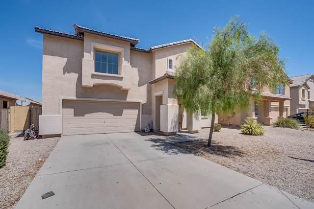 46168 W Sonny Road, Maricopa, AZ 85139 (MLS #5969010) :: The Kenny Klaus Team