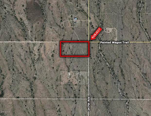 XXXX W Painted Wagon Trail, Wittmann, AZ 85361 (MLS #5969044) :: Riddle Realty Group - Keller Williams Arizona Realty
