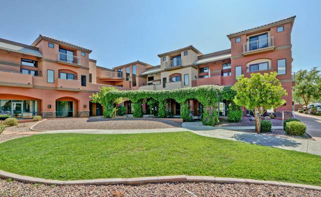 12625 N Saguaro Boulevard #204, Fountain Hills, AZ 85268 (MLS #5969070) :: The W Group