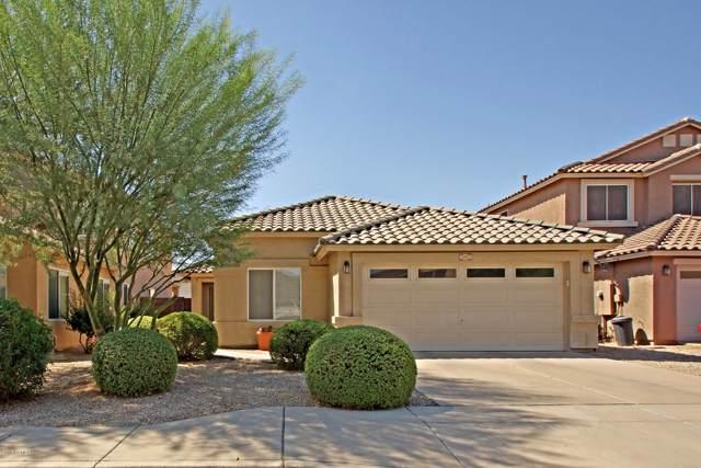 3187 W Five Mile Peak Drive, Queen Creek, AZ 85142 (MLS #5969072) :: CC & Co. Real Estate Team