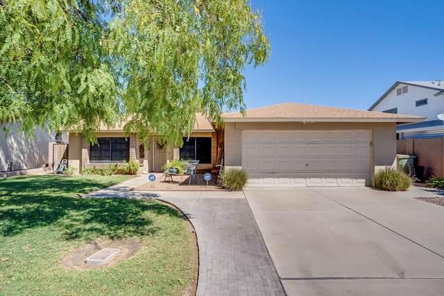 5308 W Desert Hills Drive, Glendale, AZ 85304 (MLS #5969093) :: Brett Tanner Home Selling Team
