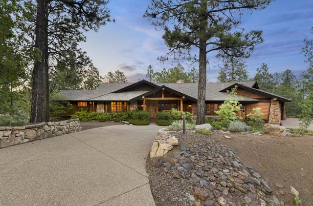 4560 S Saddle Horn, Flagstaff, AZ 86005 (MLS #5969119) :: The Laughton Team