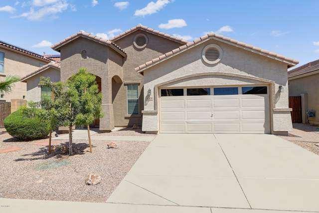 43426 W Lindgren Drive, Maricopa, AZ 85138 (MLS #5969123) :: CC & Co. Real Estate Team