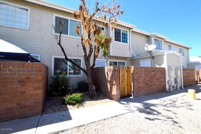 2301 E University Drive #335, Mesa, AZ 85213 (MLS #5969157) :: CC & Co. Real Estate Team