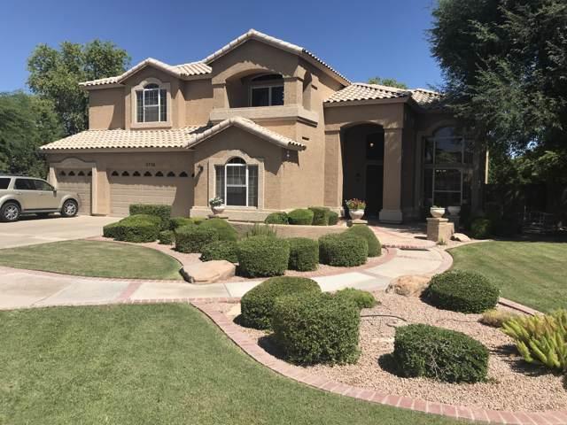 2726 E Pegasus Street, Gilbert, AZ 85234 (MLS #5969160) :: Riddle Realty Group - Keller Williams Arizona Realty