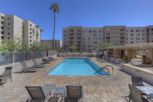 7920 E Camelback Road #408, Scottsdale, AZ 85251 (MLS #5969168) :: Lux Home Group at  Keller Williams Realty Phoenix