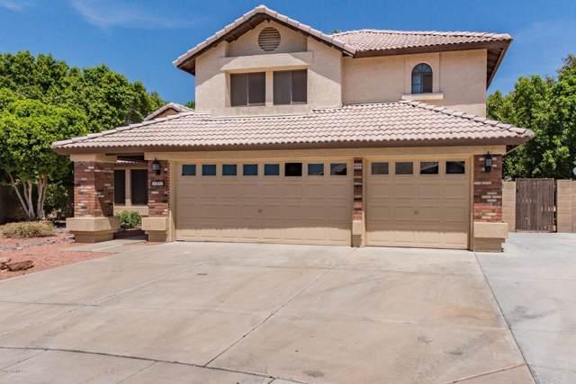 101 S Golden Key Drive, Gilbert, AZ 85233 (MLS #5969191) :: CC & Co. Real Estate Team