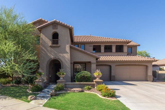 2217 W Morse Court, Anthem, AZ 85086 (MLS #5969244) :: CC & Co. Real Estate Team