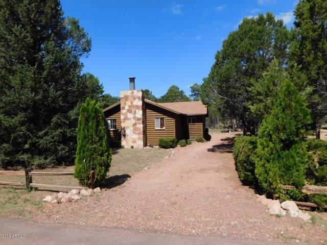 3396 Navajo Drive, Overgaard, AZ 85933 (MLS #5969250) :: The Laughton Team