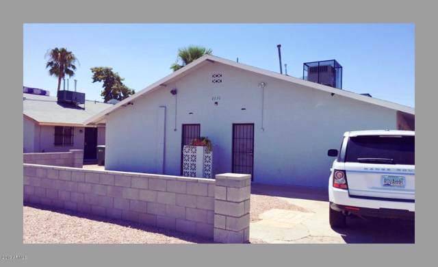 2331 E Pueblo Avenue, Phoenix, AZ 85040 (MLS #5969255) :: Revelation Real Estate