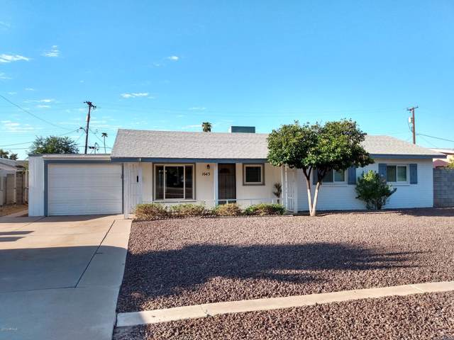 1643 E Pinchot Avenue, Phoenix, AZ 85016 (MLS #5969275) :: The Laughton Team