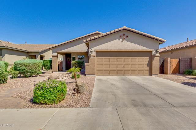 724 W Trellis Road, Queen Creek, AZ 85140 (MLS #5969288) :: The Laughton Team
