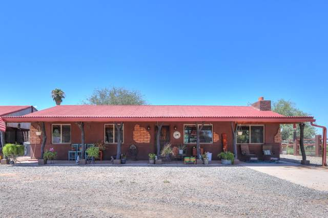 5630 E Cornman Road, Coolidge, AZ 85128 (MLS #5969294) :: Revelation Real Estate