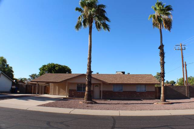 4756 E Greenway Street, Mesa, AZ 85205 (MLS #5969307) :: The AZ Performance Realty Team