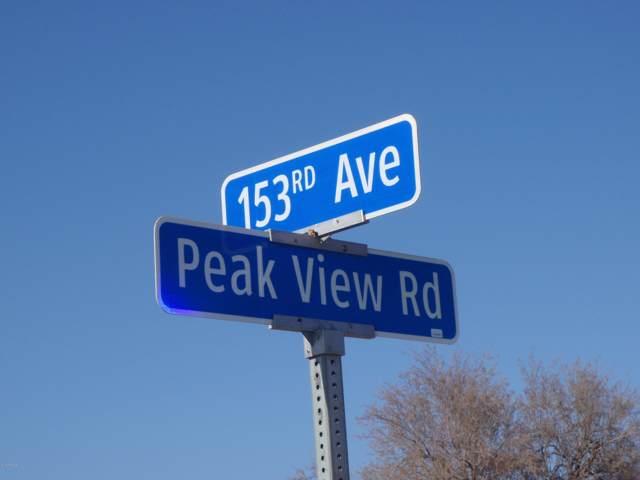 28900 N 153RD Avenue, Surprise, AZ 85387 (MLS #5969317) :: CC & Co. Real Estate Team