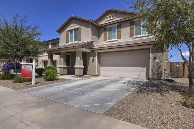 20183 N Marquez Drive, Maricopa, AZ 85138 (MLS #5969321) :: CC & Co. Real Estate Team