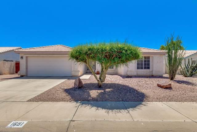 1651 E Sunflower Street, Casa Grande, AZ 85122 (MLS #5969328) :: Arizona 1 Real Estate Team