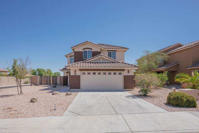 22261 W Devin Drive, Buckeye, AZ 85326 (MLS #5969350) :: Openshaw Real Estate Group in partnership with The Jesse Herfel Real Estate Group