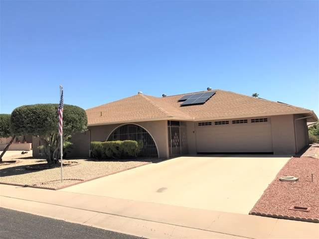 13206 W Castle Rock Drive, Sun City West, AZ 85375 (MLS #5969357) :: Revelation Real Estate
