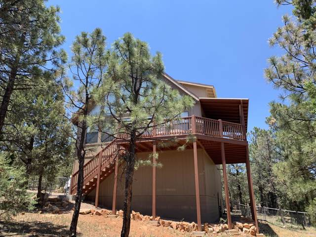 2977 Ranch House Road, Overgaard, AZ 85933 (MLS #5969364) :: The Property Partners at eXp Realty