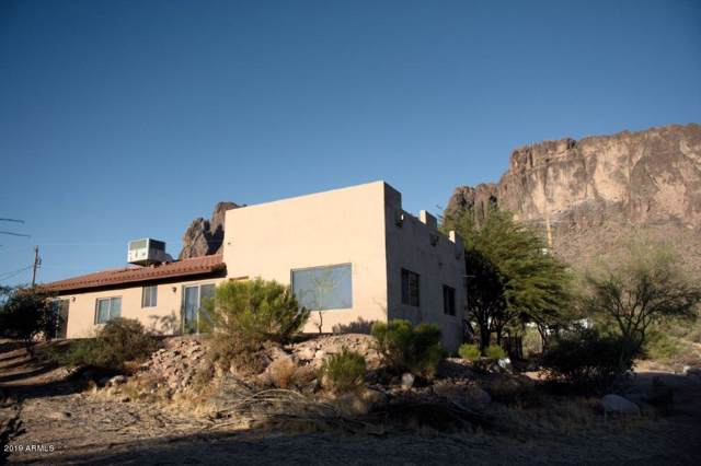 2488 N La Barge Road, Apache Junction, AZ 85119 (MLS #5969374) :: The Kenny Klaus Team