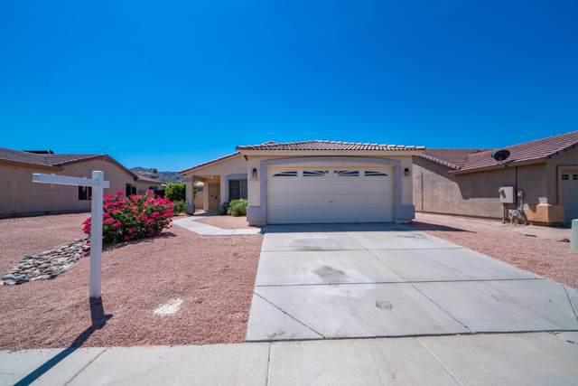1709 E Alicia Drive, Phoenix, AZ 85042 (MLS #5969377) :: Revelation Real Estate