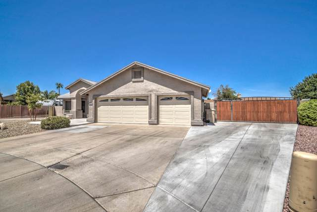 6137 N 88TH Drive, Glendale, AZ 85305 (MLS #5969400) :: The Kenny Klaus Team
