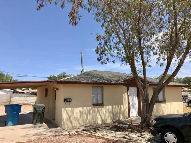 6432 W Fairmount Avenue, Phoenix, AZ 85033 (MLS #5969406) :: CC & Co. Real Estate Team