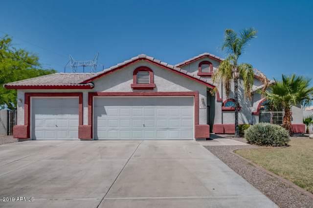 524 N Calle Largo, Mesa, AZ 85207 (MLS #5969427) :: Revelation Real Estate