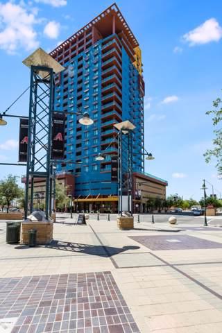 310 S 4TH Street #608, Phoenix, AZ 85004 (MLS #5969432) :: Revelation Real Estate