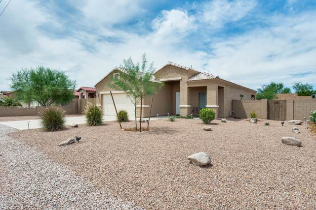 14892 S Overfield Road, Arizona City, AZ 85123 (MLS #5969437) :: Nate Martinez Team