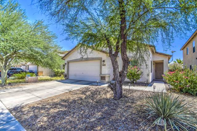 1245 W Harding Avenue, Coolidge, AZ 85128 (MLS #5969450) :: Openshaw Real Estate Group in partnership with The Jesse Herfel Real Estate Group