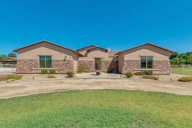 314 W Via De Arboles Street, San Tan Valley, AZ 85140 (MLS #5969453) :: The Laughton Team
