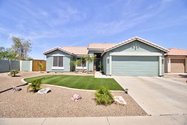 1644 E Kielly Lane, Casa Grande, AZ 85122 (MLS #5969489) :: Nate Martinez Team