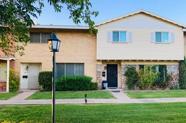 1433 N 44TH Street, Phoenix, AZ 85008 (MLS #5969500) :: The Luna Team