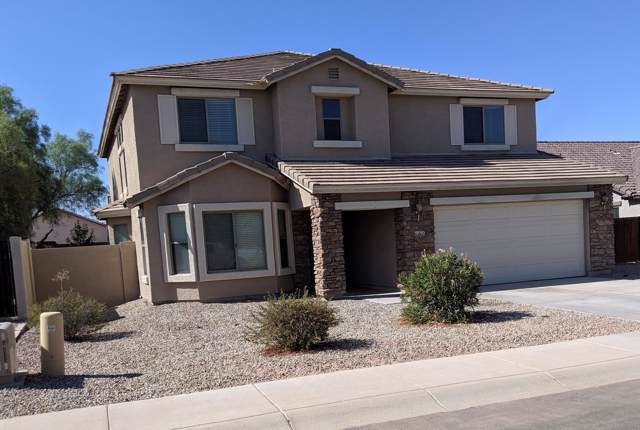 24943 W Huntington Drive, Buckeye, AZ 85326 (MLS #5969514) :: Conway Real Estate