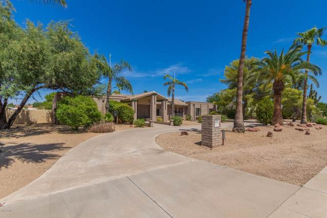 7656 E Sweetwater Avenue, Scottsdale, AZ 85260 (MLS #5969516) :: The Kenny Klaus Team